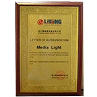 نمایندگی رسمی شرکت LIUJING در ایران - فروشگاه اینترنتی مدیالایت