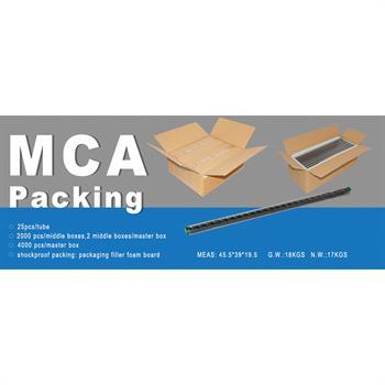MCA-S-112-C2H (5PIN-3A-0/2W