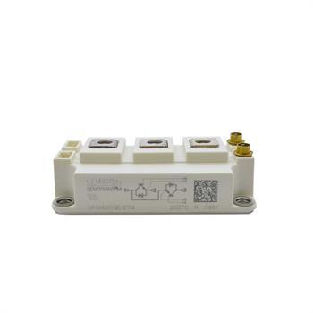 SKM400GB12T4 SEMIKRON IGBT DUAL PACK MODULES