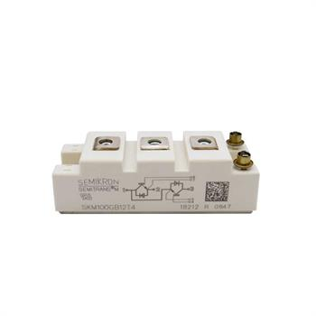 SKM100GB12T4 SEMIKRON IGBT DUAL PACK MODULES